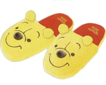 cute soft funny Authentic Adult Kids Plush Warm Slippers Anti-Skid cheap wholesale China toys
