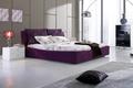 Muebles de dormitorio moderno, camas, tela de la cama de almacenamiento b603