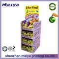 China neue design strong/feste Struktur papier ständer pappe babymilch/Nährstoff ständer/Regal