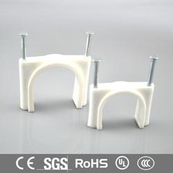CSV Double nail cable clip