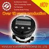 OGM series high accuracy oval gear flowmeter/heavy fuel oil flow meters