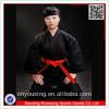 Cheap karate uniform black black gi martial arts
