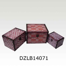 DZLB14071 Colorful decorative wooden box
