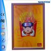 aluminum slim light box/led light box/advertising snap frame picture frame