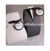 Elegant bride and groom wedding box high quality product (BF99)