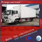 8ton DONGFENG cargo van , 8-12ton China van for sale