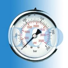 Stainless Steel Hydraulic Pressure Gauge