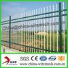 Galvanized Wrought Iron Fence Design