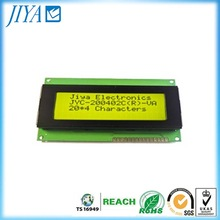 2004 20x4 character LCD module display,STN/GRAY/NEGATIVE/TRANSMISSIVE