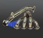 Exhaust Headers For Civic Integra D15 D16 SOHC VTEC CRX GLi EG EK 4-1 VTI (Fits:Honda Civic)