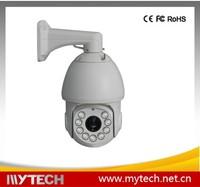 2.0MP IP Camera HD 1080P CCTV IP PTZ Camera Auto Flip All Metal