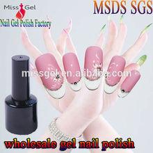 UV/LED Gel polish wholesale gel nail polish