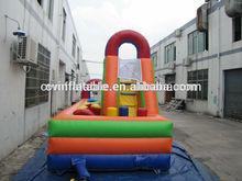 inflatable funcity(inflatable amusement park,inflatable giant castle) for amusement park