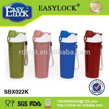 600ml houseware plastic kids water bottle