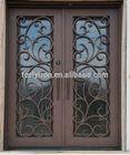 Good Cheap Wrought Iron Front Entry Door FD-294