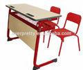 الأطفال الخشب 2014 مكتب وكرسي مدرسة، الأثاث المدرسي لتعليم الأطفال، مكتب وكرسي المدرسة الحديثة دائمة