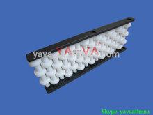 YA-VA Three Roller Chain Side Linear Guides