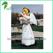 Beautiful White Angel Inflatable Cartoon Characters
