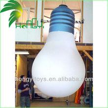 Balloon Shape Giant Inflatable Light Bulb