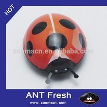CAR CHARM AIR FRESHENER -BEETLE BUS - Lamina de PVC laminado