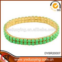 2014 Hot Selling Bracelets Fashion Jewelry Steel Acrylic Bracelets