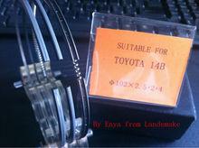 TOYOTA 14B piston ring / oem manufacturer for piston ring