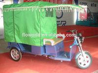 FLOWORLD 850/1000W/24tubes Controller e rickshaw/passenger electric rickshaw