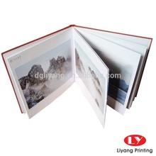 Hardcover printing children board book