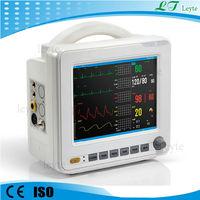 LT-8000F CE Small Size portable ambulance Patient Monitor