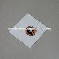 Table napkins paper tissue serviettes