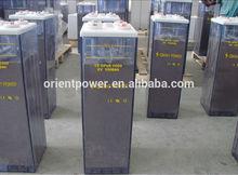 Long life/Tubular battery plate/ OPZS 2v 2000ah battery/telecom/Solar/UPS battery