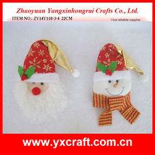 Christmas ornament ZY14Y110-3-4 22CM stuffed reindeer