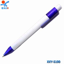 stationery smoothly printable logo plastic ball pen
