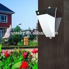 Outdoor Wall Security Decorative Pir Solar Montion Sensor Light