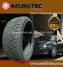 Rasakutire çin iyi marka japonya teknolojisi 305/35r26 305/35-26 pcr lastiği otomobil üreticisi