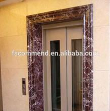 artificial stone Colors elevator door frame border for door & window frames