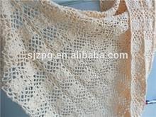 fashion handmade crochet cotton blanket manufacturer