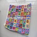 Usine de main bonneterie couvertures., tricot couverture de bébé