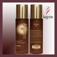 Professional organic argan oil hair treatment argan oil hair care product