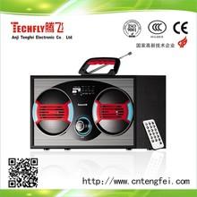 WITH USB/SD/FM/REMOTE FUNCTION PORTABLE MINI SPEAKER