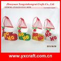 Arranque navidad ZY13L22-1-2-3-4 14 CM - ideas de decoración navidad