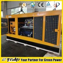 100kw gas engine driven generator