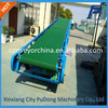 Widely used mobile rubber belt conveyor from Henan