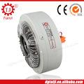 Alto torque de freio de pó magnético 24v, eddy current freio