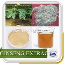100% Natural Korea Panax Ginseng Extract,80% Ginsenosides