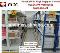 Warehouse Logistics Supply Chain Management based on UHF RFID Pallet Hard Tag
