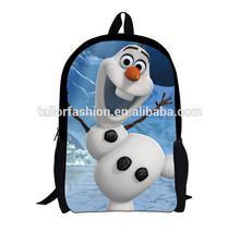 boys frozen school bag kids hiking bag children backpack bag
