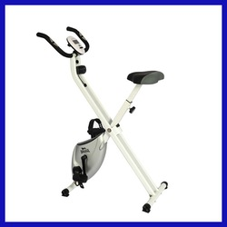 exercise equipment for Exerpeutic Folding Bike with puls