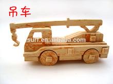 eva foam building blocks model toys crane