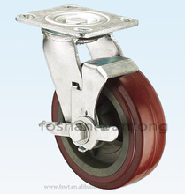 100mm Industrial Heavy Duty Swivel Caster Wheels
